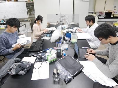統合生命科学実験授業概要